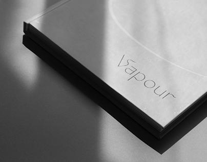 Vapour typeface