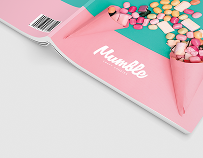 Mumble — Concept Brand and Catalogue