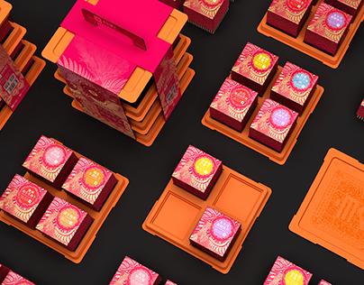 良品铺子×潘虎|2020年货礼盒