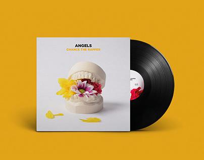 Handmade album art concepts