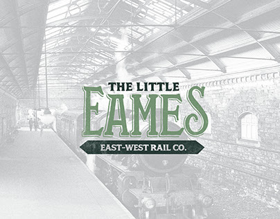 The Little Eames / railway