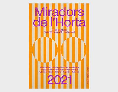 Miradors de l'Horta. Festival