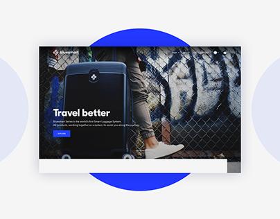 Bluesmart — Online store