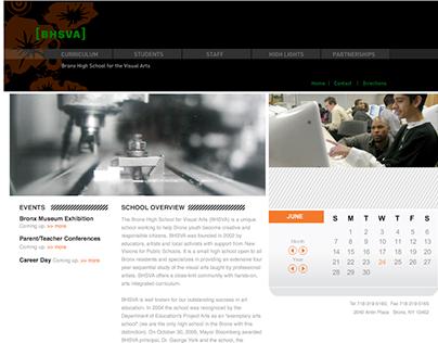 Bronx High School of Visual Arts, Interactive Design