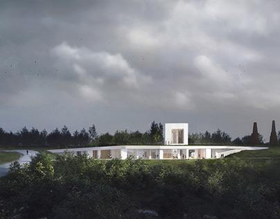 Stevns Klint by Praksis Arkitekter