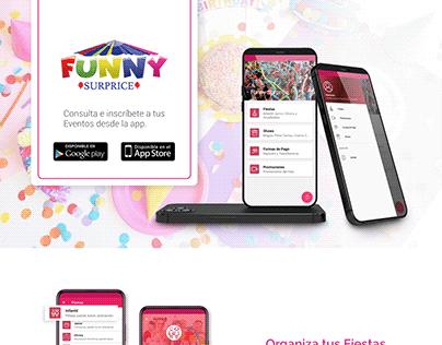 Funny Surprice App