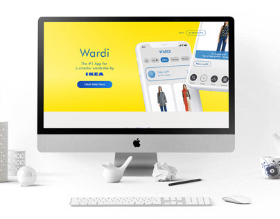 Wardi- Smart closet for IKEA