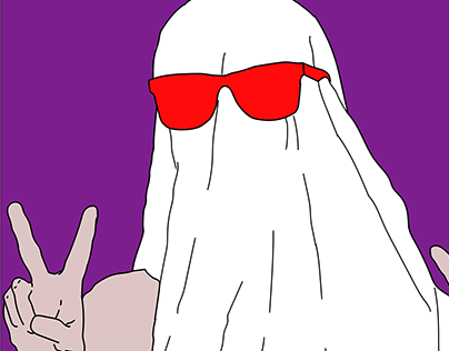 The Peace Ghost.
