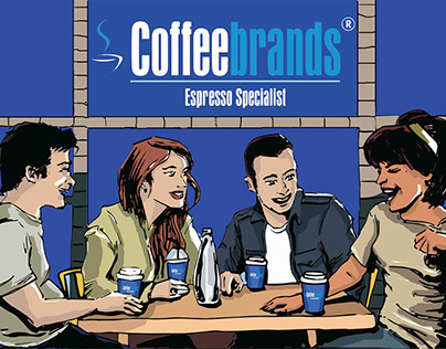 Coffeebrands - Poster 2017