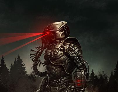 Predator Animation