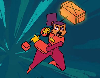 Kakanin Chronicles - Animated Fight Challenge