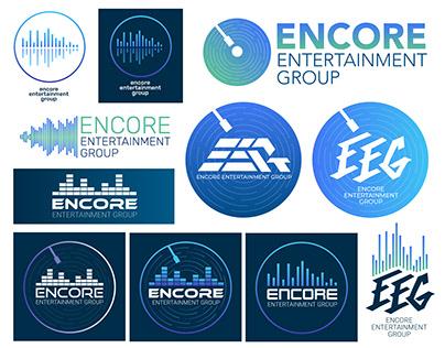 Encore Entertainment Group Logo Design