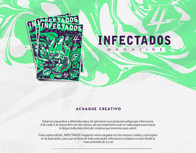 INFECTADOS MAGAZINE - FOUR EDITION