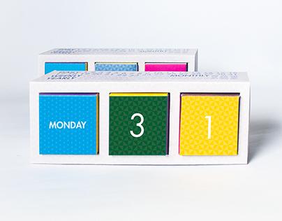 Calendar | Packaging