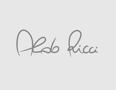 Aldo Ricci - Logo animations