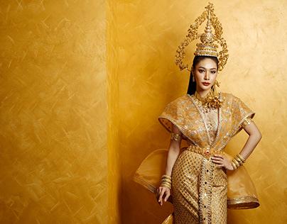Thai National Costume