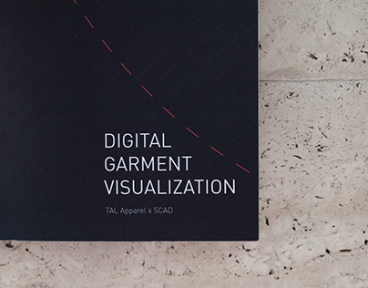 BRANDING & PUBLICATION: Digital Garment Visualization