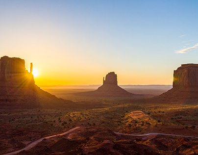 The American West in pictures