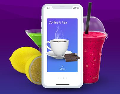 Drinkmania- app