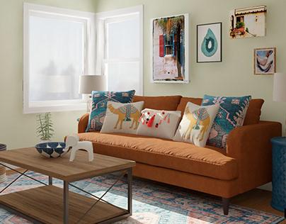 Interior Design Portfollio