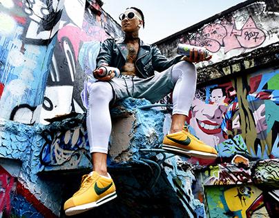 Nike Cortez - Wear the Street