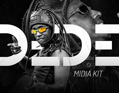 Midia Kit Mc Dede