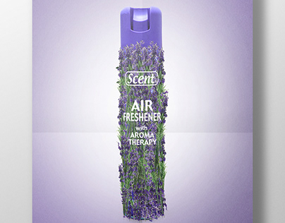 Sent Air Freshener Ads