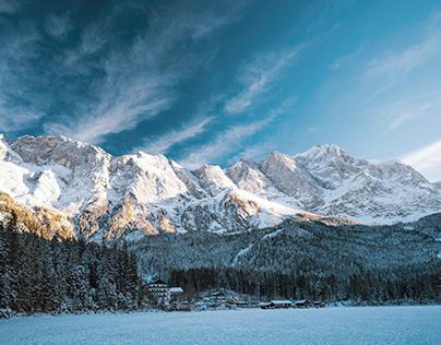 Zugspitze - Eibsee
