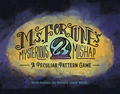 Ms. Fortune's Mysterious Mishap Walkthrough Game