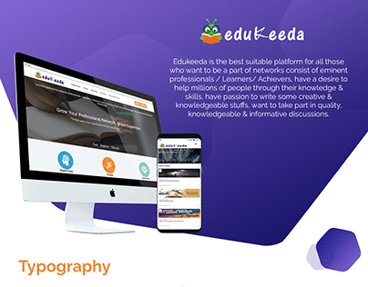 Education Website | Case Study | Edukeeda