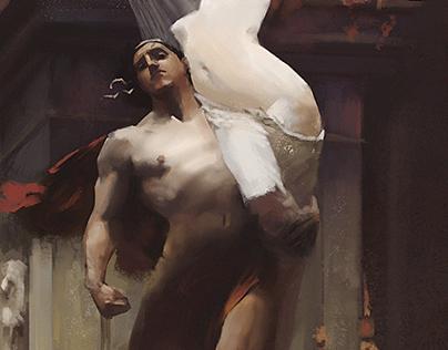 Joseph Solomon - Study