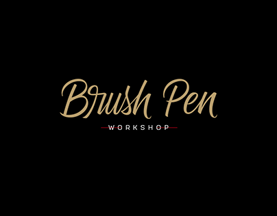 Workshop de Caligrafia com Brush Pen | RIZKO