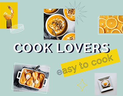 WEB SITE COOK LOVERS