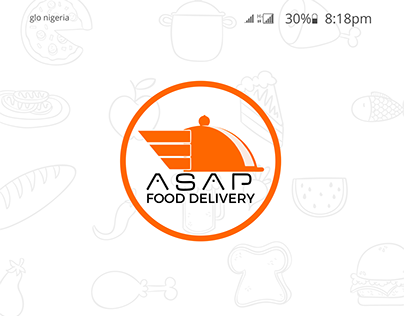 ASAP FOOD DELIVERY APP