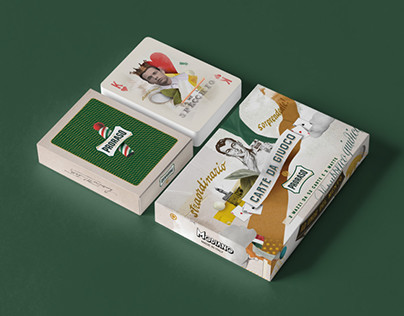 PRORASO - Playing Cards