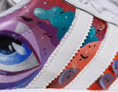 ART SNEAKERS - ADIDAS SUPERSTAR