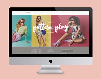 Francesca's Website