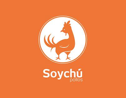 Logo Soychú - Project