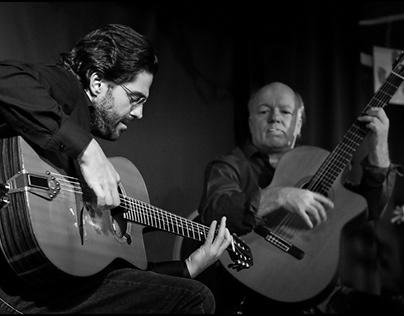 JazzWeCan-Konzert Joscho Stephan + Kai Heumann