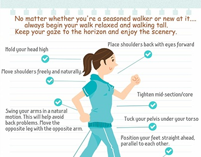 How to Run in a Correct Manner