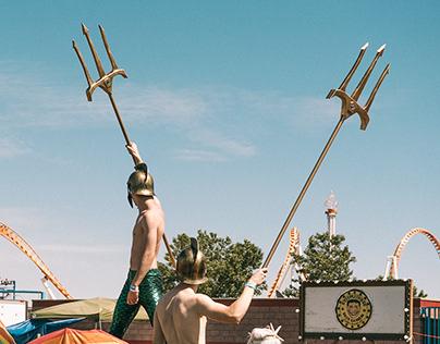 NYC Mermaid Parade