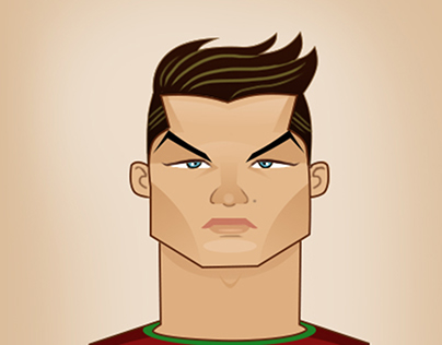 Evolution of Cristiano Ronaldo (GIF Animation)