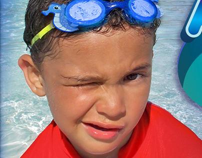 Product Renderings - Kids Swimgear