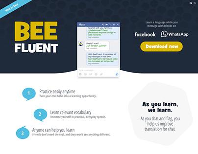 Bee Fluent Product Design