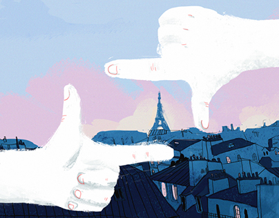 GRAPHIC DESIGN | Hong Kong French Film Festival Poster
