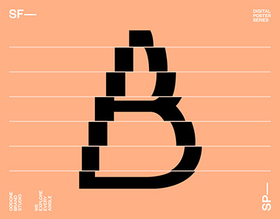 Oddone — Digital Poster Series [One]