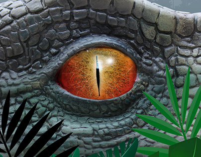 Dinozoo - Installation interactive / Application mobile