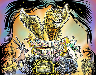 When Lion had Wings Jungle Theatre Company