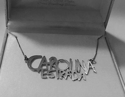 Carolina Estrada: identidad gráfica personal