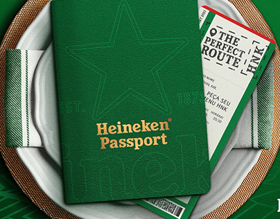 Promoção Heineken Passport